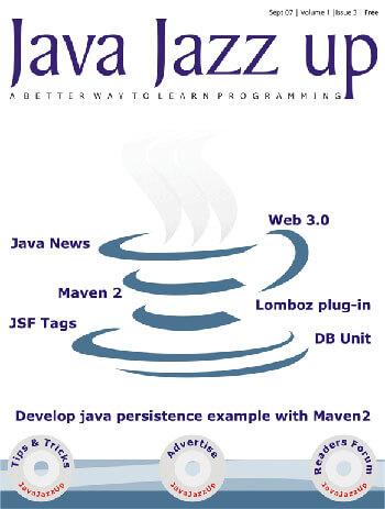 Revista Java Jazz Up