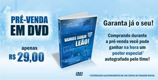 DVD: Vamos Subir Leão