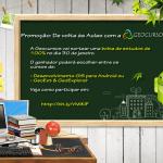 Promoção: De volta às Aulas com a GEOCURSOS