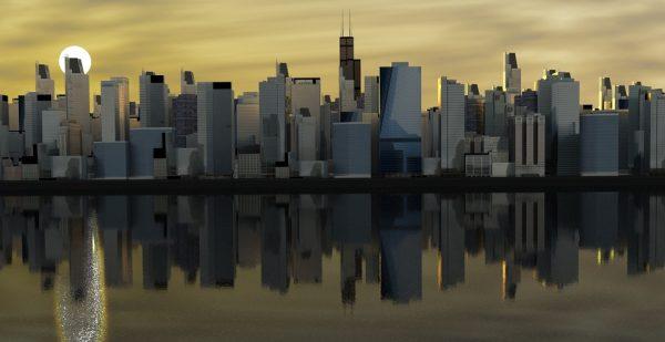 Buildings-in-City