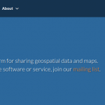 GeoNode 2.6 está disponível